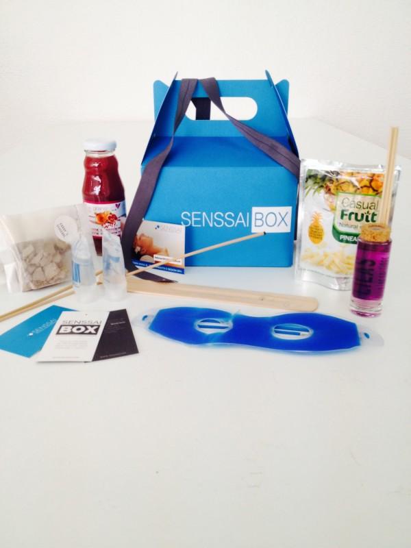 Senssai Box Relax & Spa