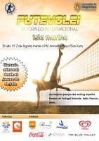 Senssai Wellness patrocinador oficial de VII Open Internacional de Futevolei